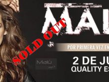 Malú consigue Sold Out en Córdoba